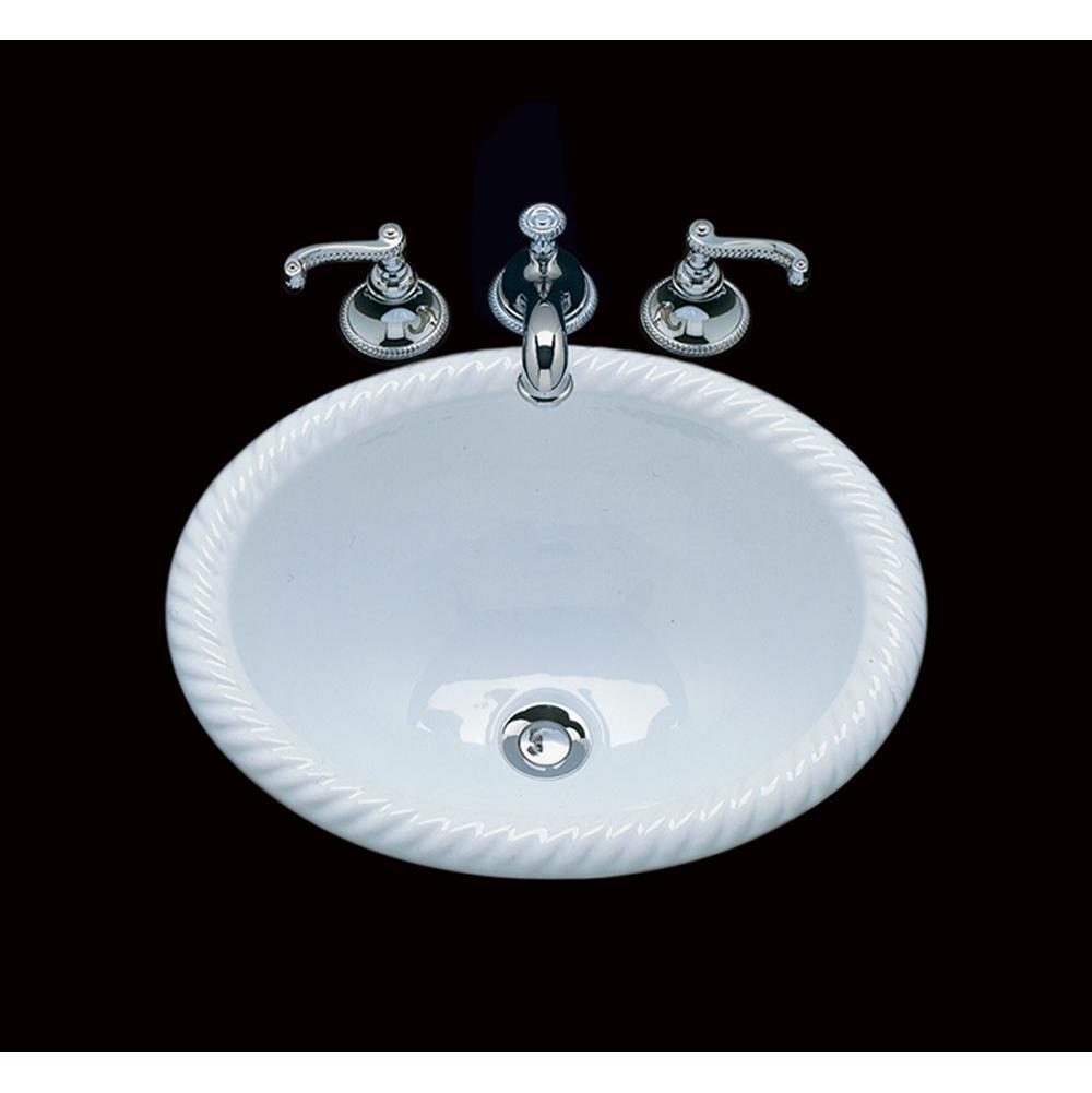 Bathroom Sinks Drop In Brown W T Weaver Sons Washington Dc
