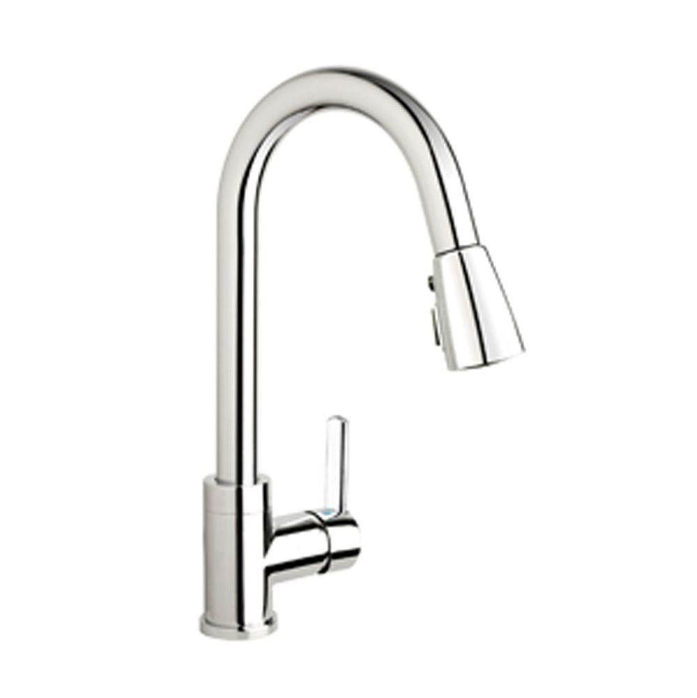 Kindred Faucet - Chrome