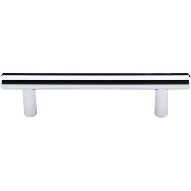 Top Knobs Hopewell Bar Pull 3 3/4 Inch (c-c) Polished Chrome